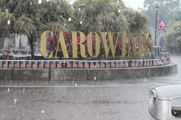 Jonas Carowinds Rain rs