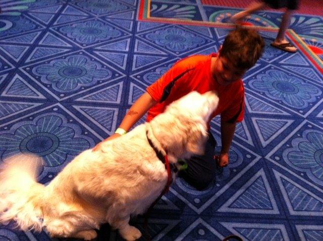 Benny meets Jackson