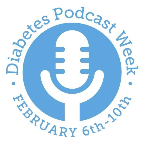 Diabetes Podcast Week logo