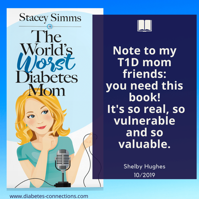 Reader review of The World's Worst Diabetes Mom.